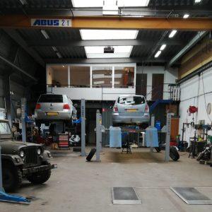 Garage Schopman Autoservice De Lutte